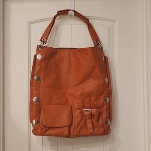 Handbags - 🍊Large orange tote bag🍊